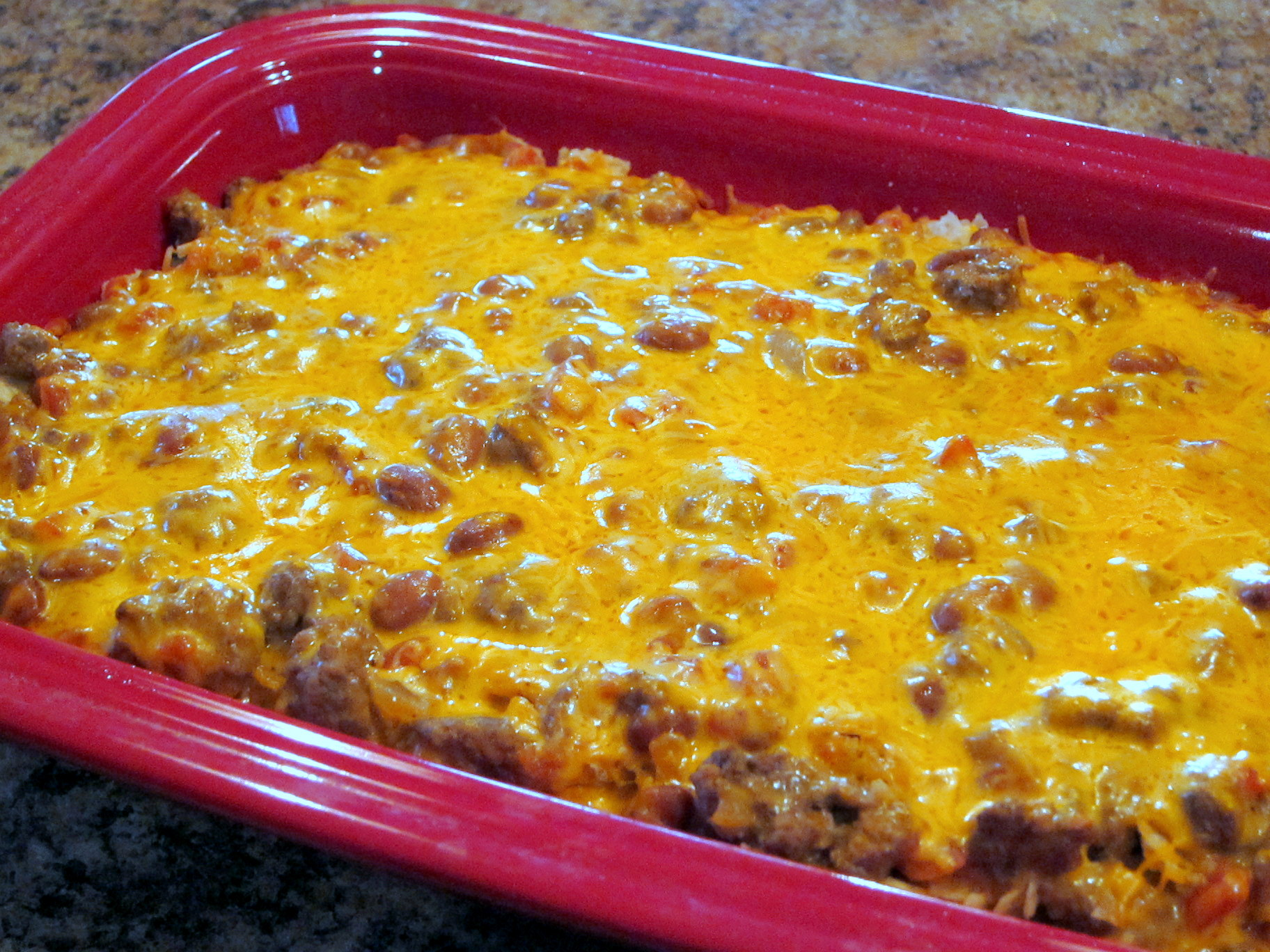 Easy Mexican Casserole | the cooking nurse