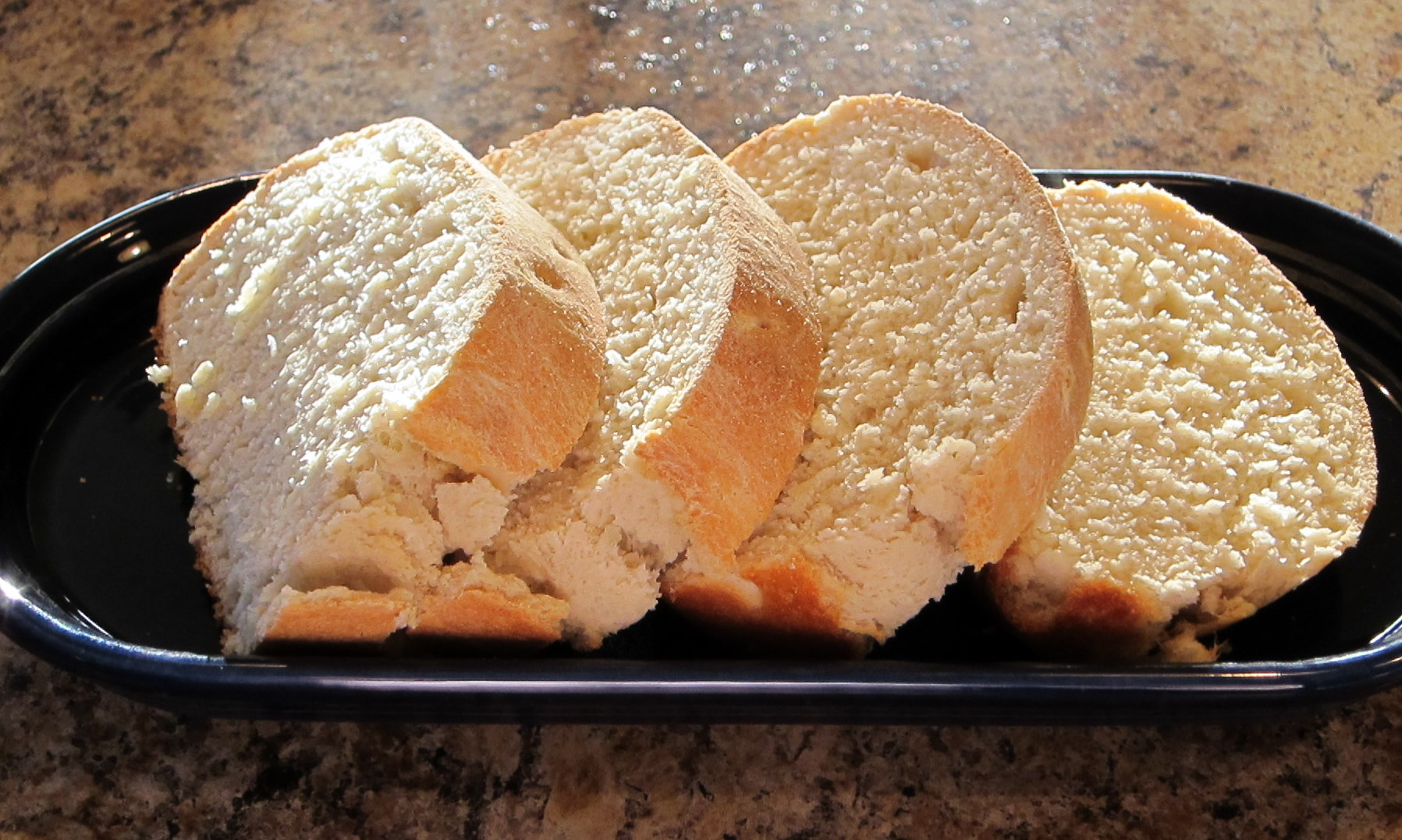 how to finish cooking loaf of bread