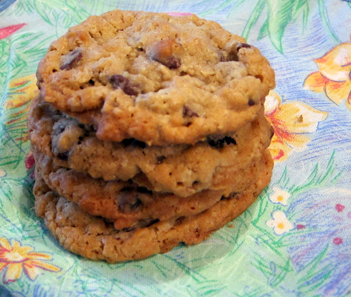 Chocolate Chip Cookies I · Hillary Clinton's Chocolate Chip Cookies ...