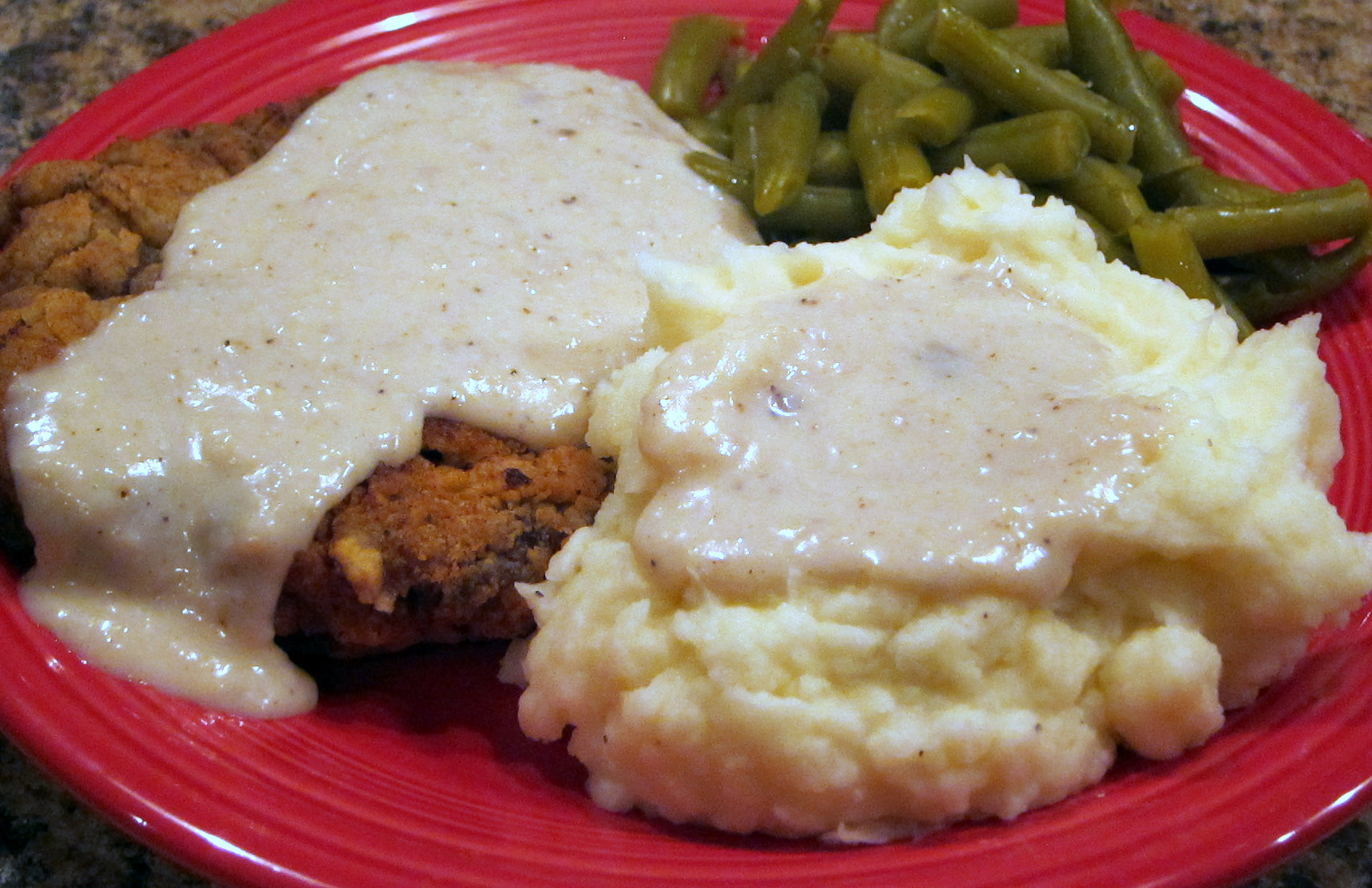 Pioneer Woman's Chicken Fried Steak